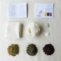 Medicinal Plants Dye Kit